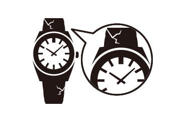【時計】ベルトの劣化
