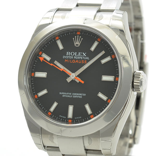 ROLEX(ロレックス) ミルガウス 116400 買取