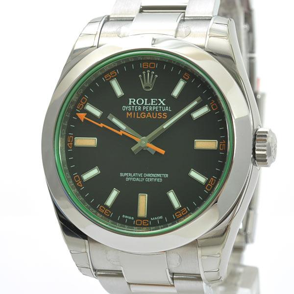 ROLEX(ロレックス) ミルガウス 116400GV 買取