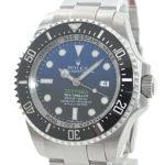 ROLEX(ロレックス) シードウェラー ディープブルー 116660D-BLUE 買取