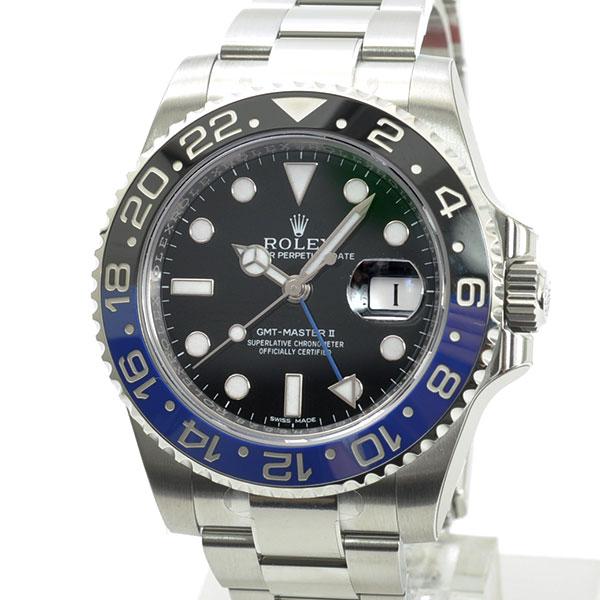 ROLEX(ロレックス) GMTマスター 116710BLNR 買取