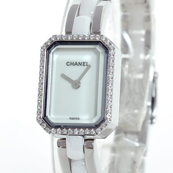 CHANEL(シャネル) プルミエール ホワイト H2132 買取