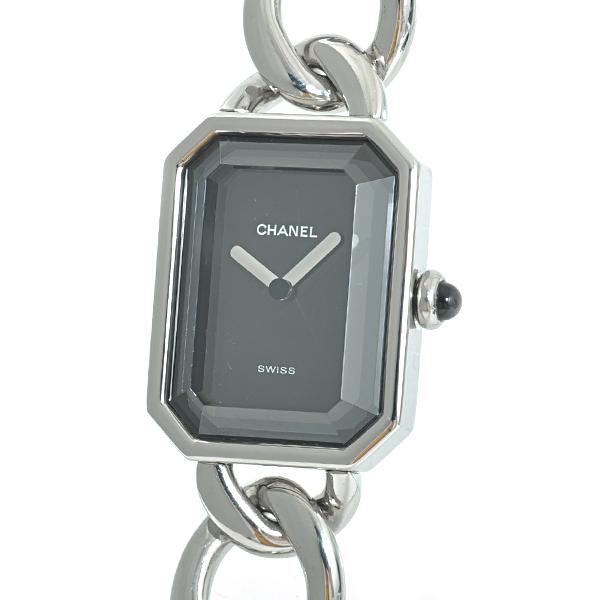 CHANEL(シャネル) プルミエール ブラック 16×22mm H3248 買取