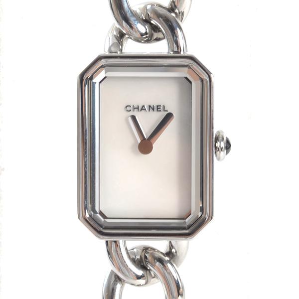 CHANEL(シャネル) プルミエール ホワイト 16×22mm H3249 買取