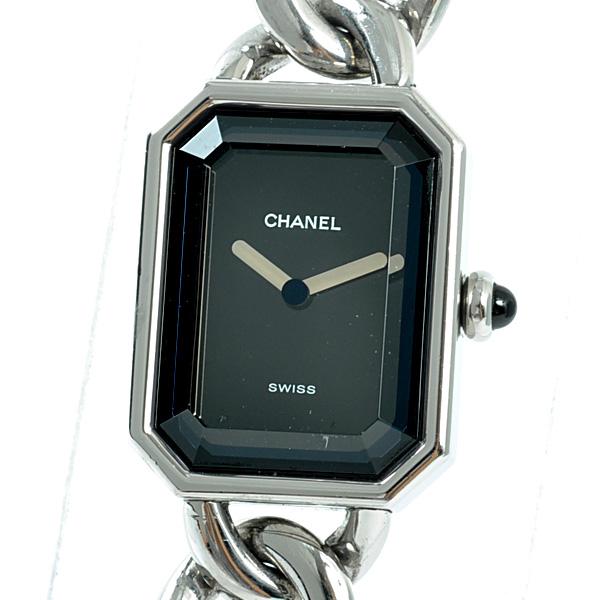 CHANEL(シャネル) プルミエール ブラック 22×28mm H3250 買取