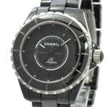 CHANEL(シャネル) インテンスブラック 38mm H3829 買取