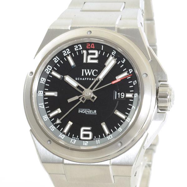 IWC(アイ・ダブリュー・シー) インジュニア デュアルタイム IW324402 買取