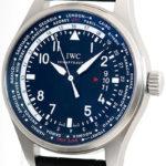 IWC(アイダブリューシー) パイロットウォッチ ワールドタイマー IW326201 買取