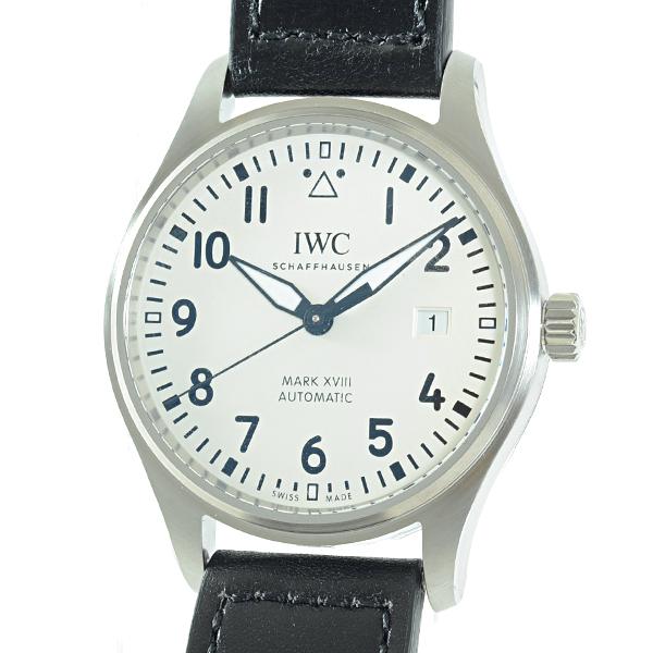 IWC(アイ・ダブリュー・シー) マークXVIII 革ベルト仕様 IW327002 買取
