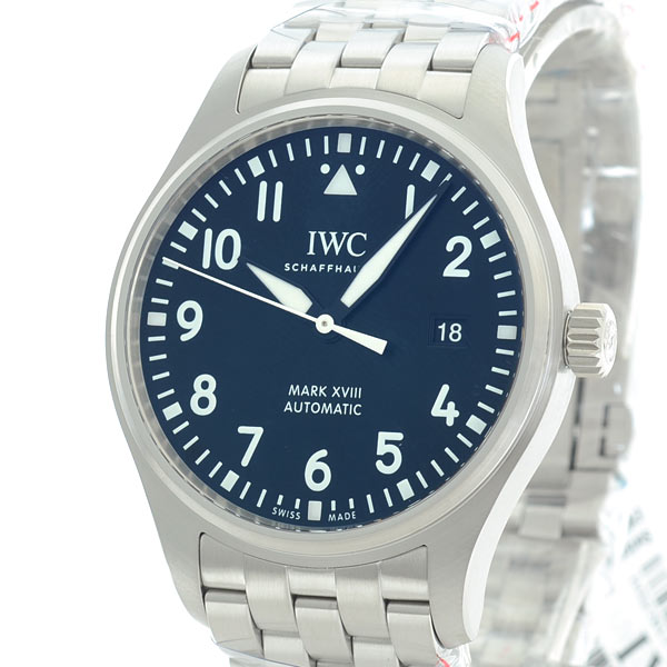 IWC(アイ・ダブリュー・シー) マークXVIII ブレスレット仕様 IW327011 買取