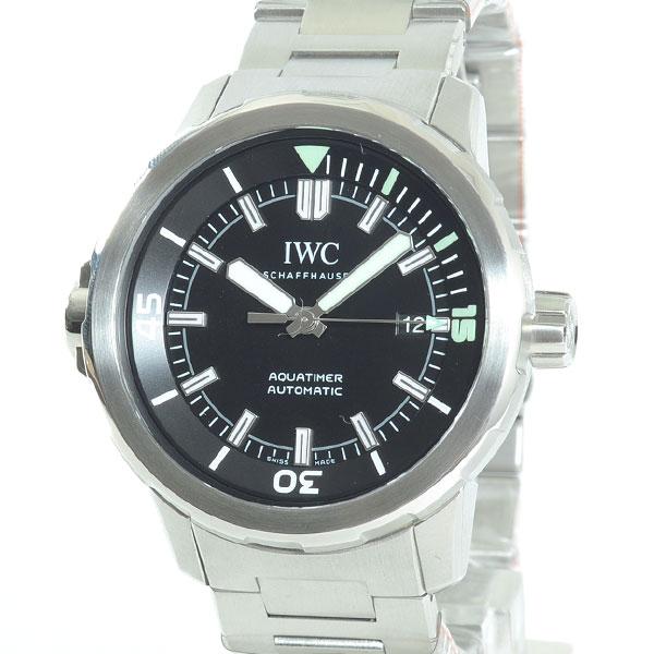 IWC(アイ・ダブリュー・シー) アクアタイマー ブレス仕様 IW329002 買取