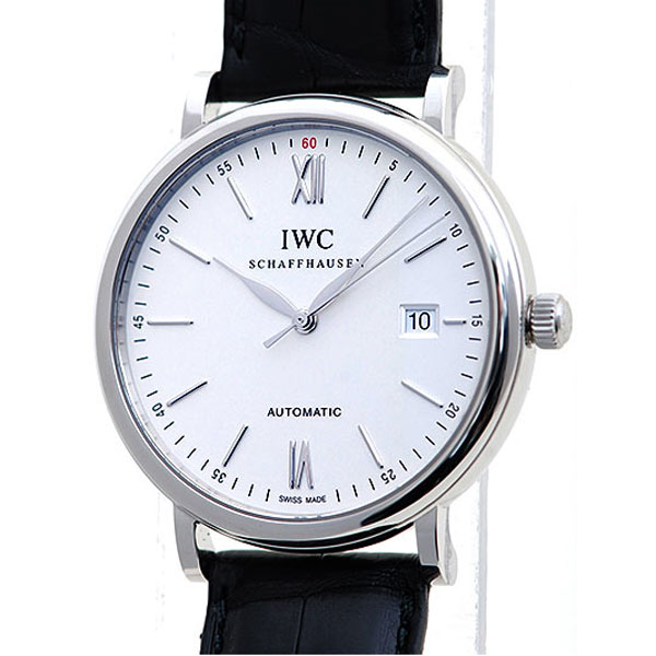 IWC(アイ・ダブリュー・シー) ポートフィノ 革ベルト仕様 IW356501 買取