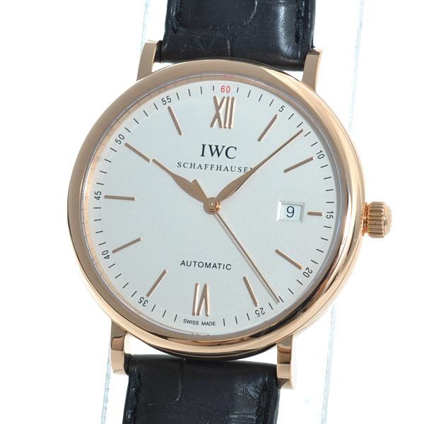 IWC(アイ・ダブリュー・シー) ポートフィノ 18K IW356504 買取