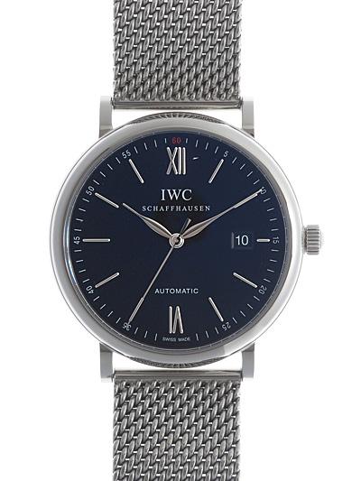 IWC(アイ・ダブリュー・シー) ポートフィノ ブレス仕様 IW356506 買取