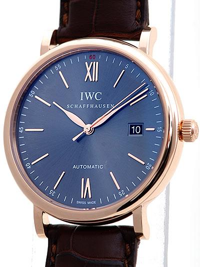 IWC(アイ・ダブリュー・シー) ポートフィノ 18K IW356511 買取