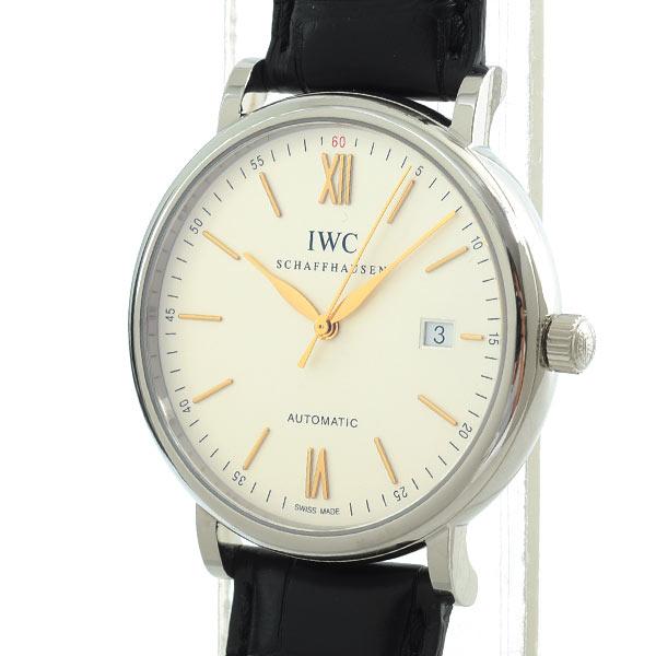 IWC(アイ・ダブリュー・シー) ポートフィノ 革ベルト仕様 IW356517 買取