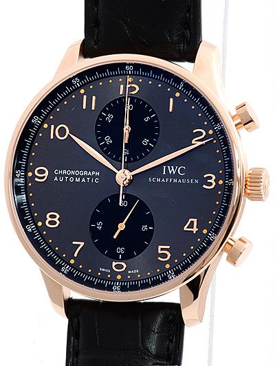 IWC(アイ・ダブリュー・シー) ポルトギーゼ 18K IW371482 買取