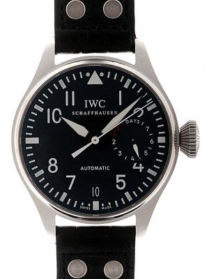 IWC(アイ・ダブリュー・シー) ビッグ・パイロットウォッチ IW500401 買取