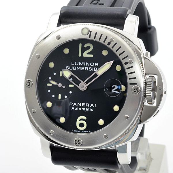 PANERAI(パネライ) ルミノール サブマーシブル PAM00024 買取