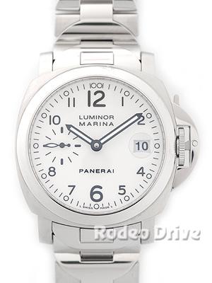 PANERAI(パネライ) ルミノール マリーナ 40mm PAM00051 買取