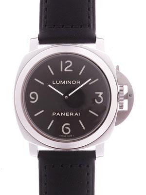 PANERAI(パネライ) ルミノール ベース 44mm PAM00112 買取