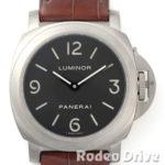 PANERAI(パネライ) ルミノール ベース PAM00176 買取