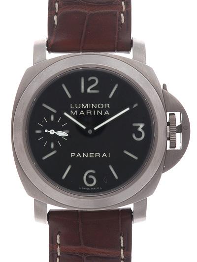 PANERAI(パネライ) ルミノール マリーナ 44mm  PAM00177 買取