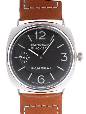 PANERAI(パネライ) ラジオミール ブラックシール PAM00183 買取