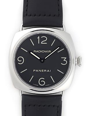 PANERAI(パネライ) ラジオミール ベース PAM00210 買取