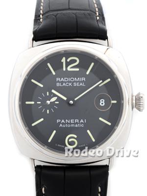 PANERAI(パネライ) ラジオミール ブラックシール オートマティック PAM00287 買取