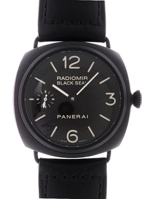PANERAI(パネライ) ラジオミール ブラックシール PAM00292 買取