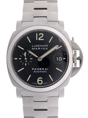 PANERAI(パネライ) ルミノール マリーナ 40mm PAM00298 買取