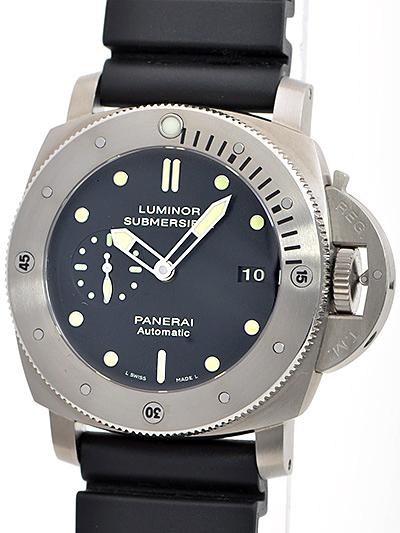 PANERAI(パネライ) ルミノール 1950 サブマーシブル 3デイズ PAM00305 買取