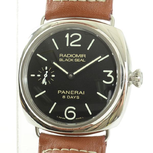 PANERAI(パネライ) ラジオミール 1940 ブラックシール 8デイズ アッチャイオ PAM00609 買取