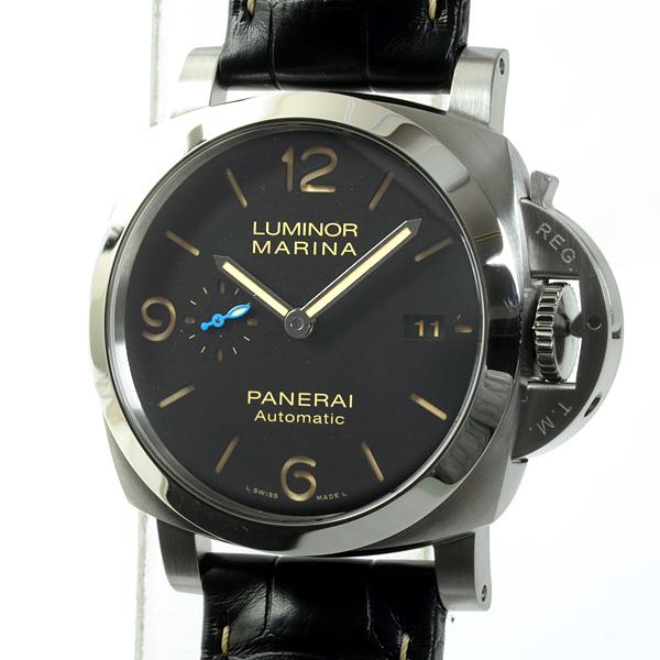PANERAI(パネライ) ルミノール マリーナ 1950 3デイズ アッチャイオ PAM01312 買取