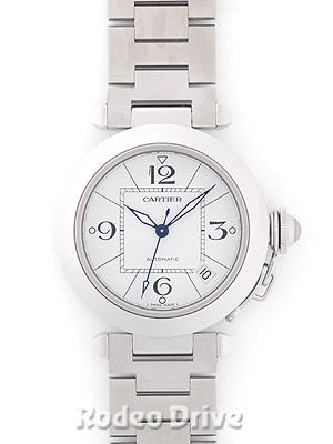 Cartier(カルティエ) パシャC ホワイト W31074M7 買取