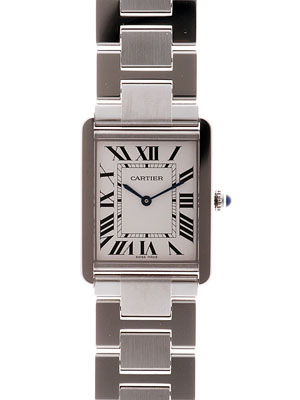 Cartier(カルティエ) タンク ソロ LM シルバー W5200014 買取
