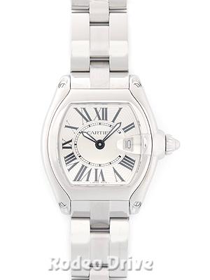 Cartier(カルティエ) ロードスター ミニ シルバー SS W62016V3 買取
