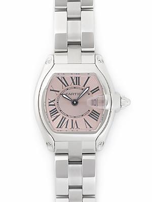 Cartier(カルティエ) ロードスター ミニ ピンク SS W62017V3 買取