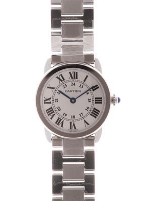 Cartier(カルティエ) ロンドソロ SM シルバー W6701004 買取