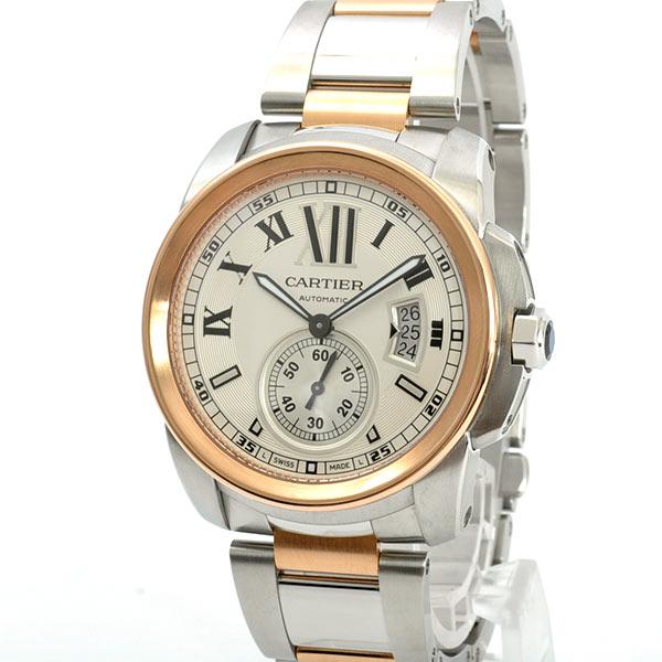 Cartier(カルティエ) カリブル ドゥ カルティエ シルバー W7100036 買取