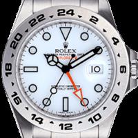 ロレックス(ROLEX) エクスプローラー2 216570 買取