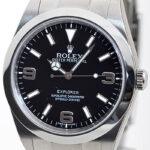 ROLEX(ロレックス) エクスプローラー1 214270 買取