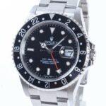 ROLEX(ロレックス) GMTマスター 16710BK/BK 買取