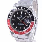ROLEX(ロレックス) GMTマスター 16710RD/BK 買取
