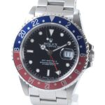 ROLEX(ロレックス) GMTマスター 16710RD/BL 買取