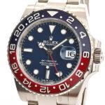 ROLEX(ロレックス) GMTマスター 126719BLRO 買取