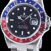 ロレックス(ROLEX) GMTマスター 16710 買取