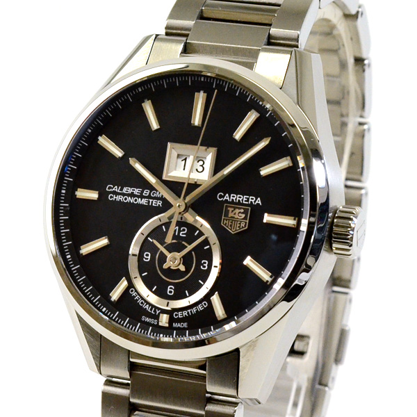 カレラ グランドデイト GMT WAR5010.BA0723