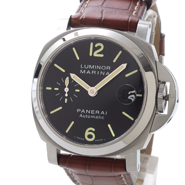 ルミノールマリーナ オートマティック PAM00048